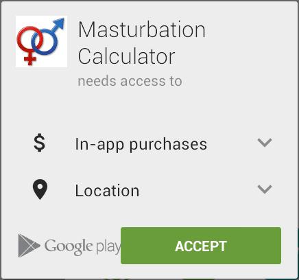 Υπολογιστής Αυνανισμού για το Android. Καλή Μαλακία... 02