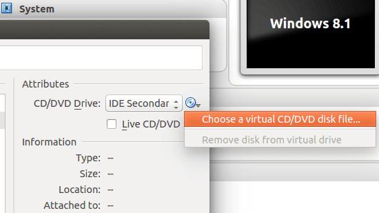 πώς φτιάχνω Εικονική Μηχανή Windows σε Linux και σε Windows 33
