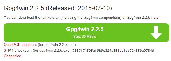 Ασφαλές Email με Κρυπτογράφηση OpenPGP 01