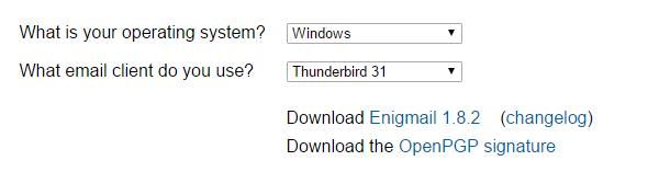Ασφαλές Email με Κρυπτογράφηση OpenPGP 03