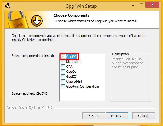 Ασφαλές Email με Κρυπτογράφηση OpenPGP 04