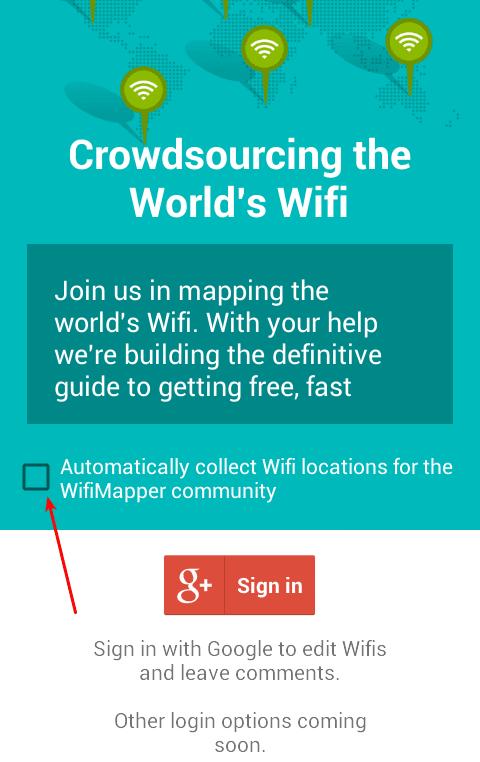 Δωρεάν WiFi - Βρείτε το Κοντινότερο με το WiFiMapper-03