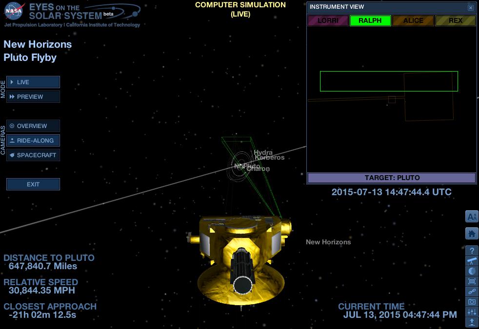 Εξερεύνηση του Διαστήματος με το NASA's Eyes 04