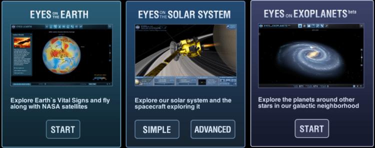 Εξερεύνηση του Διαστήματος με το NASA's Eyes 08