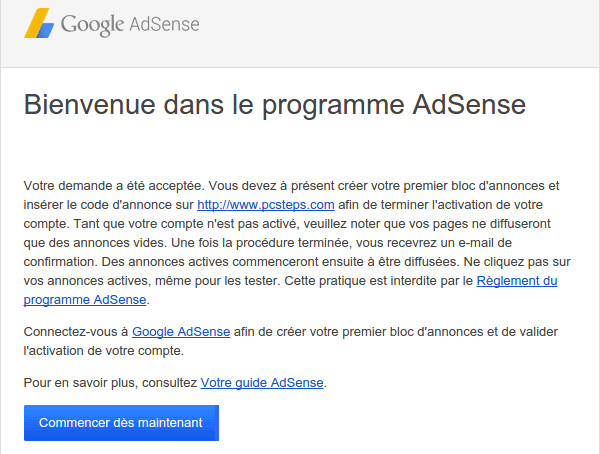 Google AdSense - How to Sign Up and Start Earning Money 13