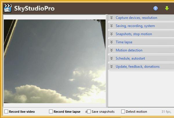 Video Time Lapse - Λήψη με μια απλή Webcam και Υπομονή 04