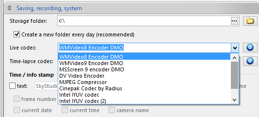 Video Time Lapse - Λήψη με μια απλή Webcam και Υπομονή 07