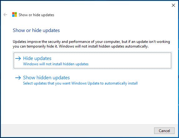 Απενεργοποίηση Ενημερώσεων στα Windows 10 Home 08