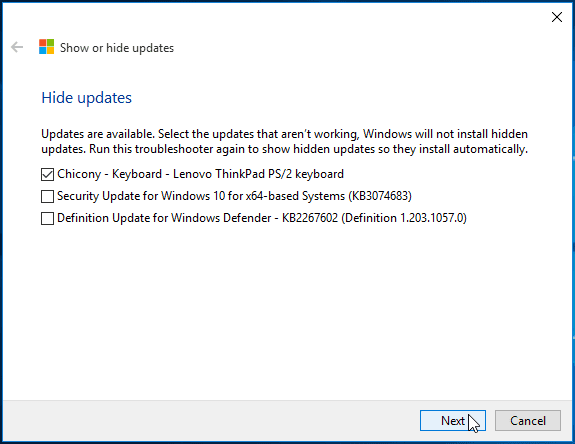 Απενεργοποίηση Ενημερώσεων στα Windows 10 Home 09