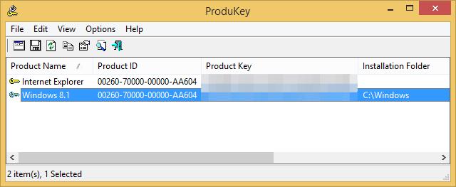 Πώς Βρίσκω το Κλειδί Προϊόντος σε Κάθε Έκδοση Windows 7 Windows 8.1 Windows 10 04
