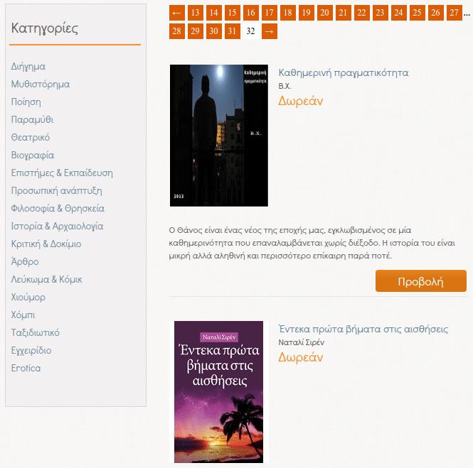 δωρεάν βιβλία αύγουστος 2015 02