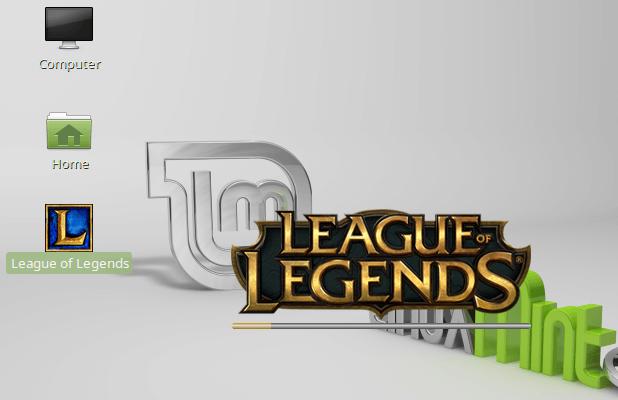 Εγκατάσταση League of Legends στο Linux Mint - Ubuntu 26