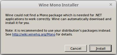 Εγκατάσταση Origin στο Linux Mint - Ubuntu με το Wine 04