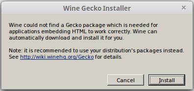Εγκατάσταση Origin στο Linux Mint - Ubuntu με το Wine 05