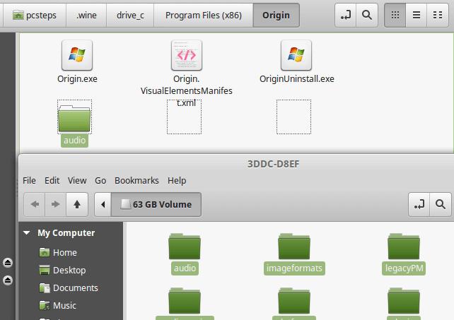 Εγκατάσταση Origin στο Linux Mint - Ubuntu με το Wine 15