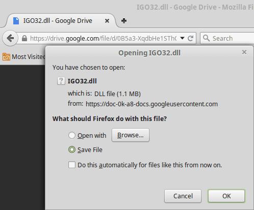 Εγκατάσταση Origin στο Linux Mint - Ubuntu με το Wine 17
