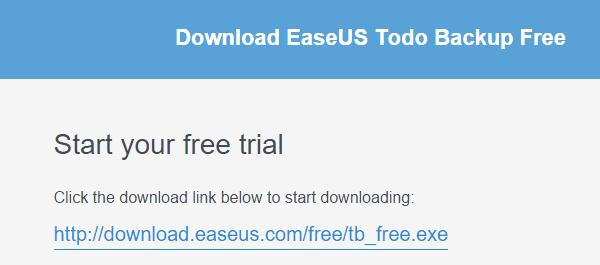 Αντίγραφο Ασφαλείας Windows με το EaseUS Todo Backup 03