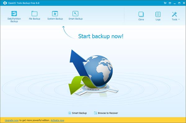 Αντίγραφο Ασφαλείας Windows με το EaseUS Todo Backup 08