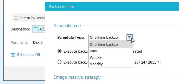 Αντίγραφο Ασφαλείας Windows με το EaseUS Todo Backup 12