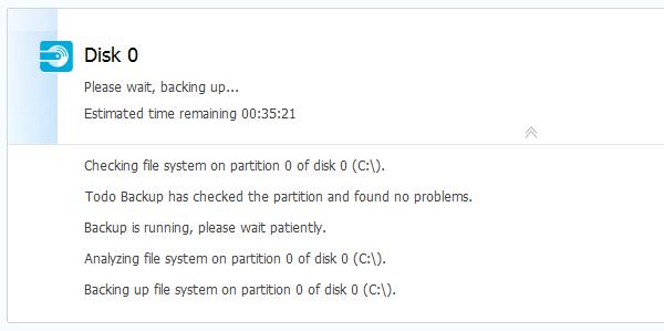 Αντίγραφο Ασφαλείας Windows με το EaseUS Todo Backup 18