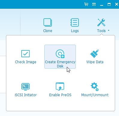 Αντίγραφο Ασφαλείας Windows με το EaseUS Todo Backup 34
