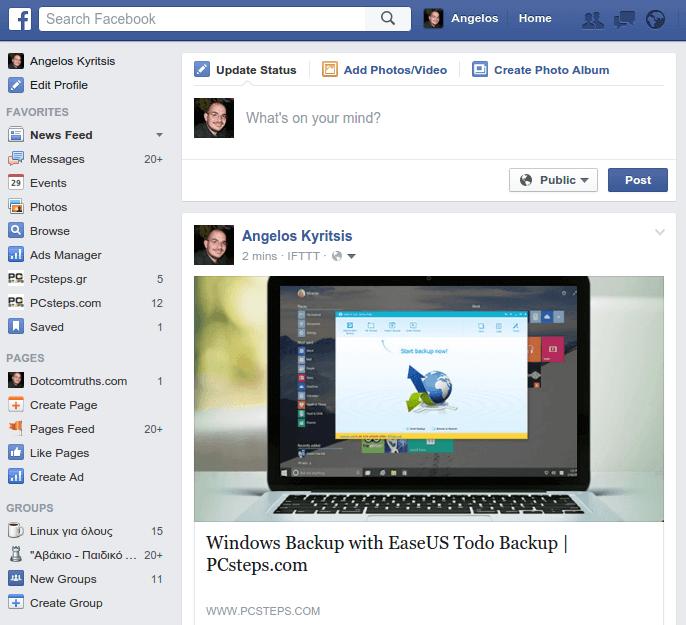 Συντομεύσεις Πληκτρολογίου στο Facebook 02