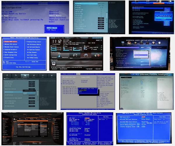 Εκκίνηση Υπολογιστή boot από USB, DVD, ή CD, σε BIOS UEFI 01