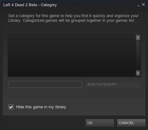 Απόκρυψη ή Διαγραφή Παιχνιδιών από το Steam 03