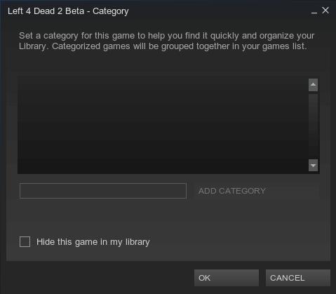 Απόκρυψη ή Διαγραφή Παιχνιδιών από το Steam 06