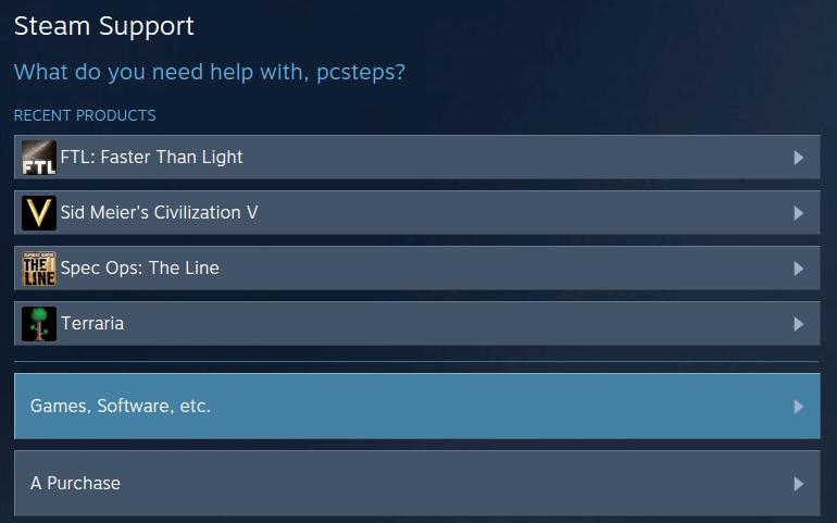 Απόκρυψη ή Διαγραφή Παιχνιδιών από το Steam 08