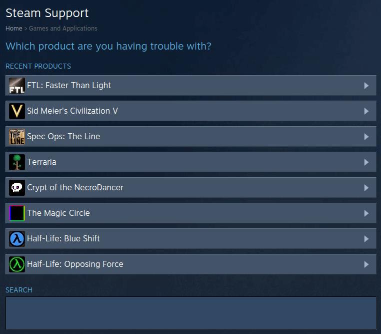 Απόκρυψη ή Διαγραφή Παιχνιδιών από το Steam 09