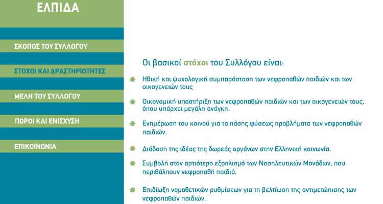 Φιλανθρωπικά Ιδρύματα για Δωρεές στην Ελλάδα 06b