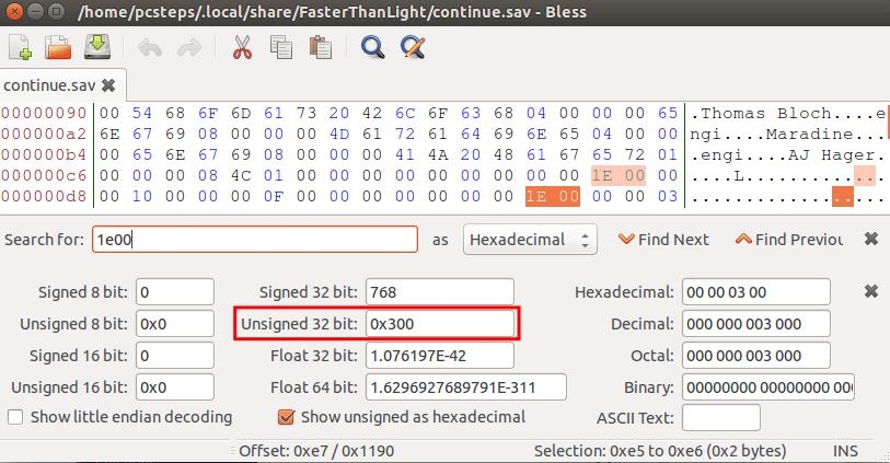 Bless - Ένας έξοχος GUI Hex Editor στο Linux Mint - Ubuntu 10