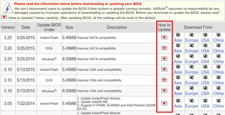 Αναβάθμιση BIOS Update - Αναβάθμιση UEFI - Η πιο Επικίνδυνη Επέμβαση στον Υπολογιστή Αποτυχία Καταστροφή 13