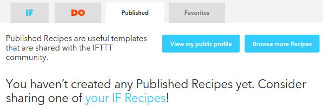 Αυτόματες Δημοσιεύσεις Facebook Twitter Social Media με το IFTTT 23
