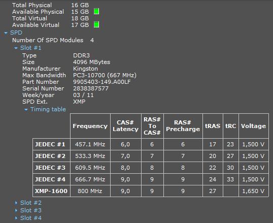 Πληροφορίες Συστήματος Υπολογιστή PC Υποστήματα Speccy 12a