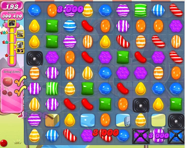 Άπειρες Κινήσεις στο Candy Crush Saga με ένα Απλό Hack 18