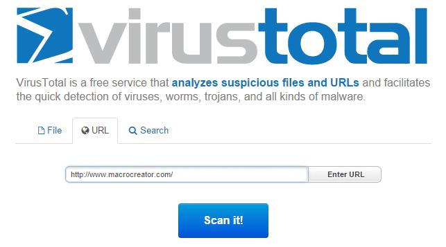 Έλεγχος Αρχείων για Ιούς και Malware με το VirusTotal 10
