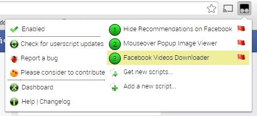 Έξυπνα Κόλπα στο Facebook με χρήση Script | PCsteps gr