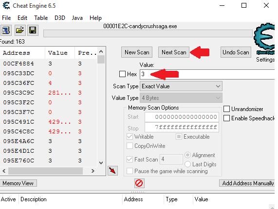 Cheat Engine - Πώς να Κερδίζετε σε Όλα τα Παιχνίδια 4