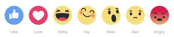Facebook Dislike εμμέσως - Οι Νέες Αντιδράσεις για Like 08
