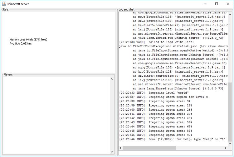 Δημιουργία Minecraft Server %CE%94%CE%B7%CE%BC%CE%B9%CE%BF%CF%85%CF%81%CE%B3%CE%AF%CE%B1-Minecraft-Server-%CE%94%CF%89%CF%81%CE%B5%CE%AC%CE%BD-%CE%B3%CE%B9%CE%B1-LAN-%CE%BA%CE%B1%CE%B9-%CE%9C%CE%AD%CF%83%CF%89-Internet-%CF%83%CF%84%CE%B1-Windows-22
