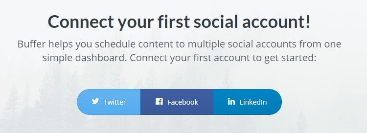Διαχείριση λογαριασμών Social Media Αυτόματα και Δωρεάν Buffer 03
