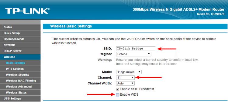 Μεγαλύτερη Εμβέλεια WiFi Δωρεάν με Παλιό WDS Router Wireless Bridge 11