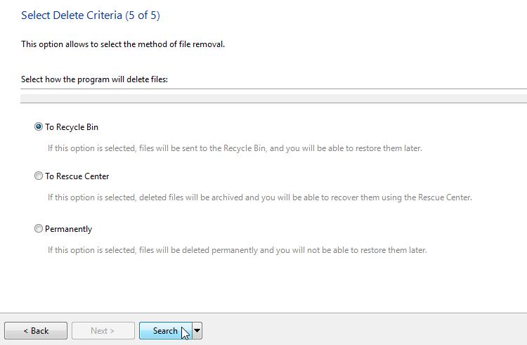 Σύγκριση Αρχείων και Διαγραφή Διπλών Αρχείων Ccleaner Auslogics 24