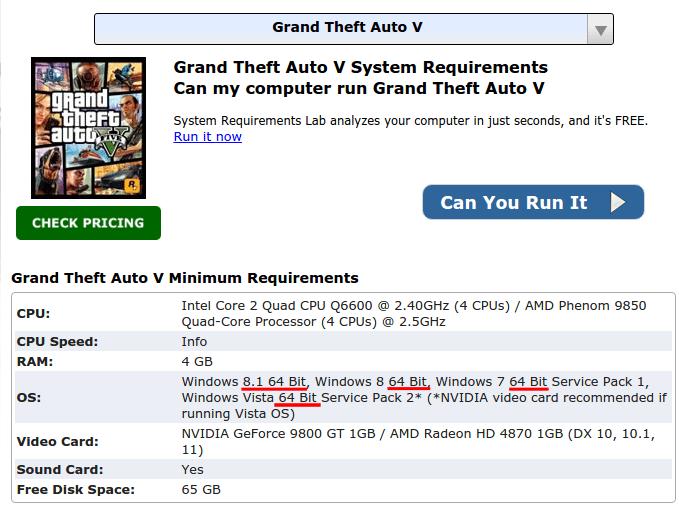 Τι διαφορές έχουν τα 32-bit με τα 64-bit Windows 04b