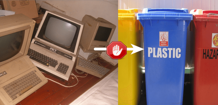 Ανακύκλωση υπολογιστή Windows με Linux