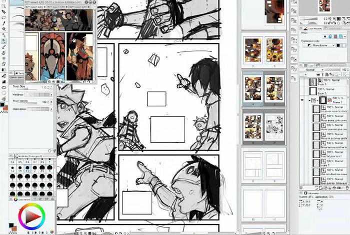 Δωρεάν Δημιουργία Κόμικς Πώς φτιάχνω comics στο Internet με Δωρεάν Εργαλεία 8