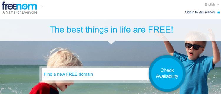 Πώς γίνεται η Κατοχύρωση Δωρεάν Domain Για Δοκιμαστική Σελίδα 02