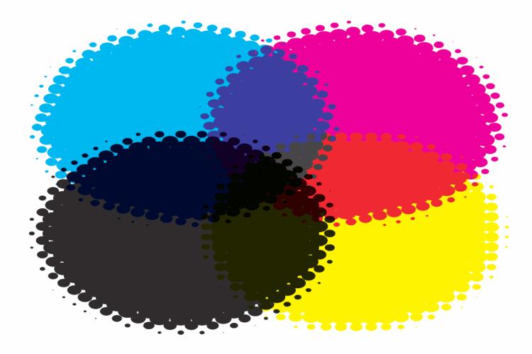 Τι είναι το Χρωματικό Μοντέλο CMYK και Πώς Λειτουργεί η Έγχρωμη Εκτύπωση 4